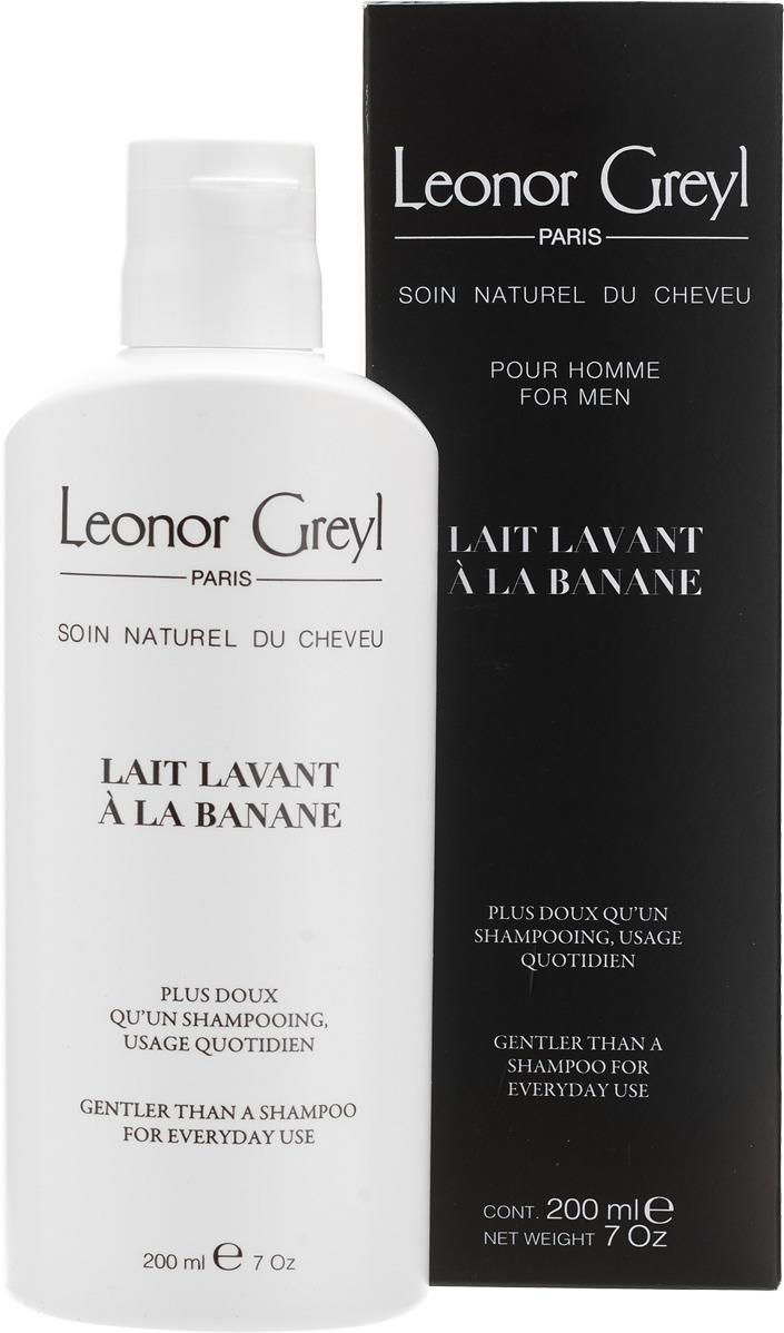 Мужской шампунь для волос Leonor Greyl, очищающий, с экстрактом банана, 200 мл