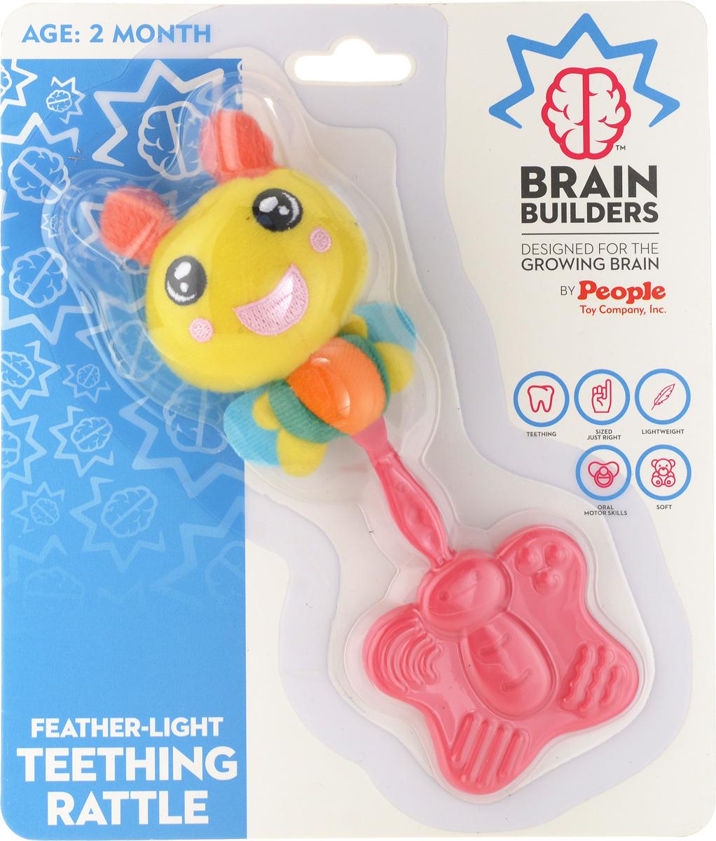 Погремушка-прорезыватель People, BB064 игрушки для ребенка 6 7 месяцев