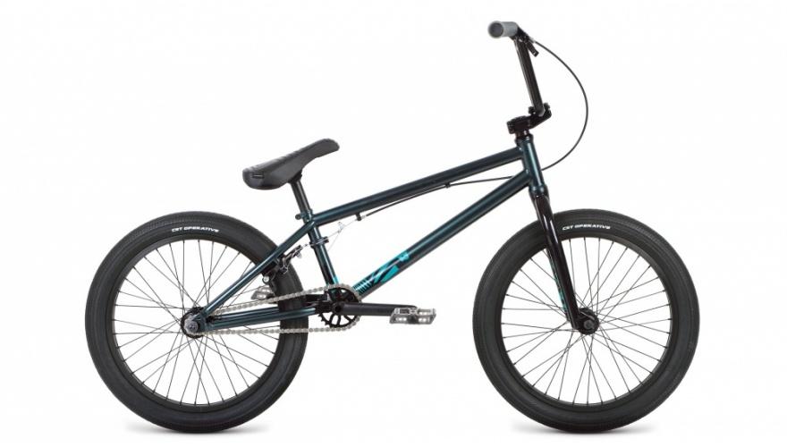 Велосипед Format RBKM9XH01001, зеленый
