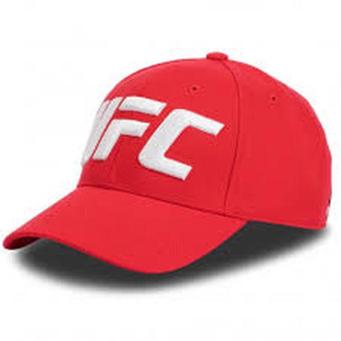Бейсболка Reebok Ufc Baseball Cap (L leather warm winter male baseball cap ear protection good quality leather man cap keep warmth leathers hat