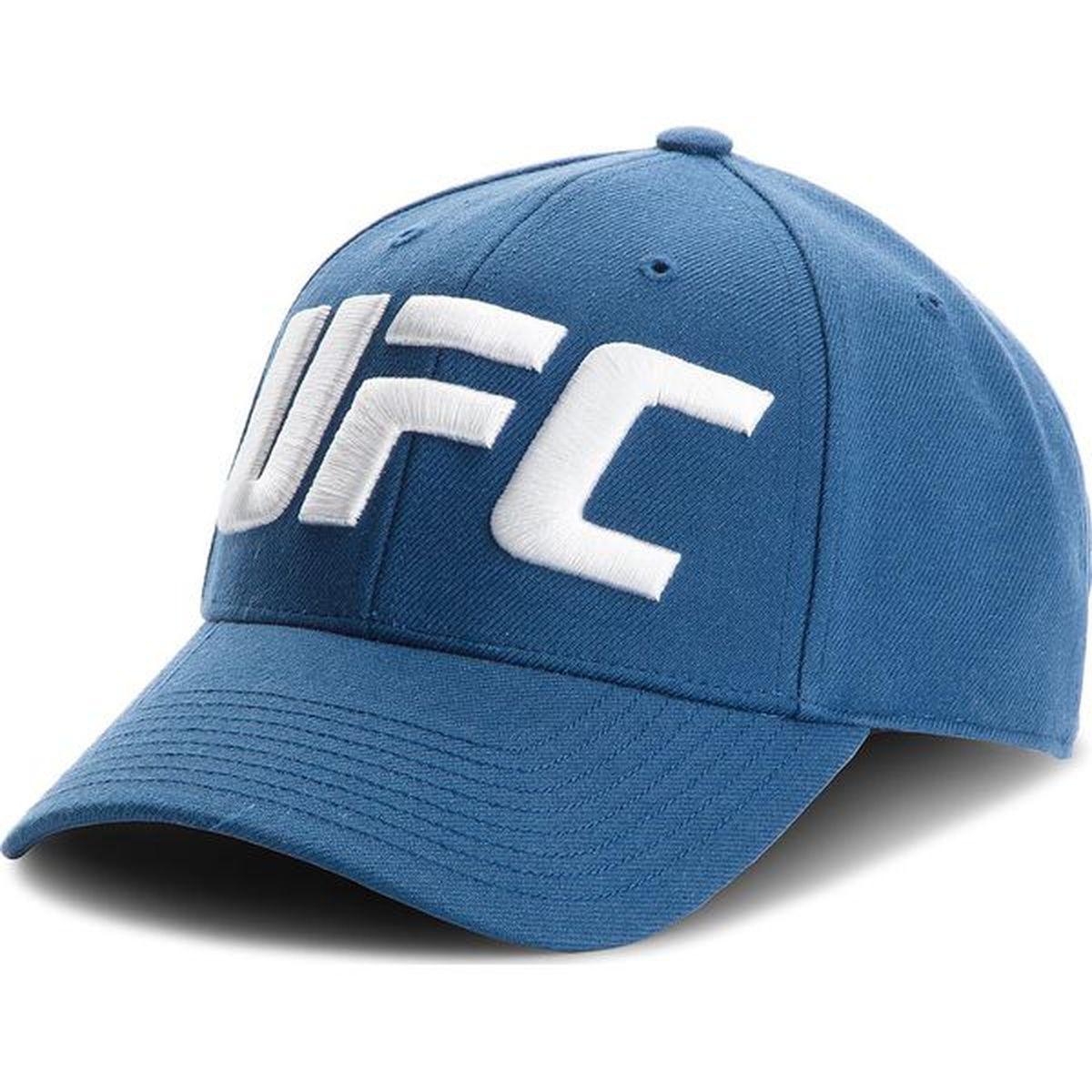 Бейсболка Reebok Ufc Baseball Cap (L stylish person embroidery black baseball cap for men