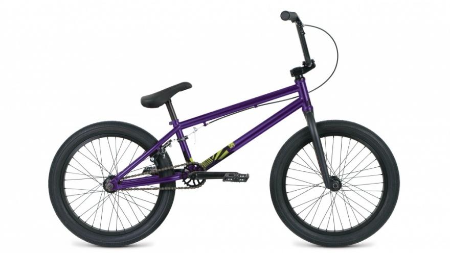 Велосипед Format RBKM9XH01003, фиолетовый велосипед format 1113 2014