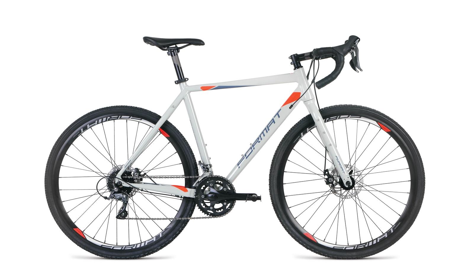 Велосипед Format RBKM9U6SC001, серый все цены
