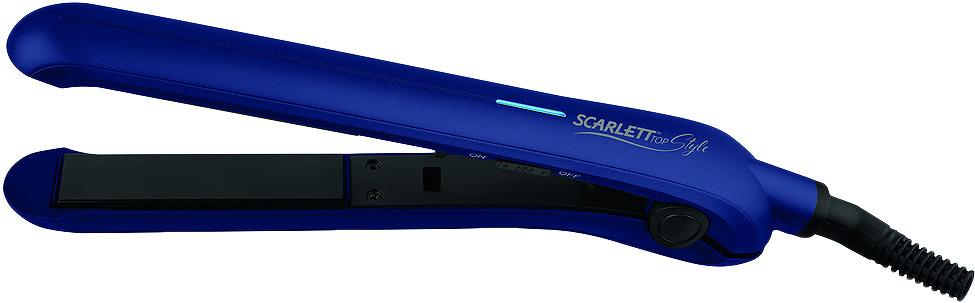 Щипцы для завивки волос Scarlett TOP Style SC-HS60600, синий
