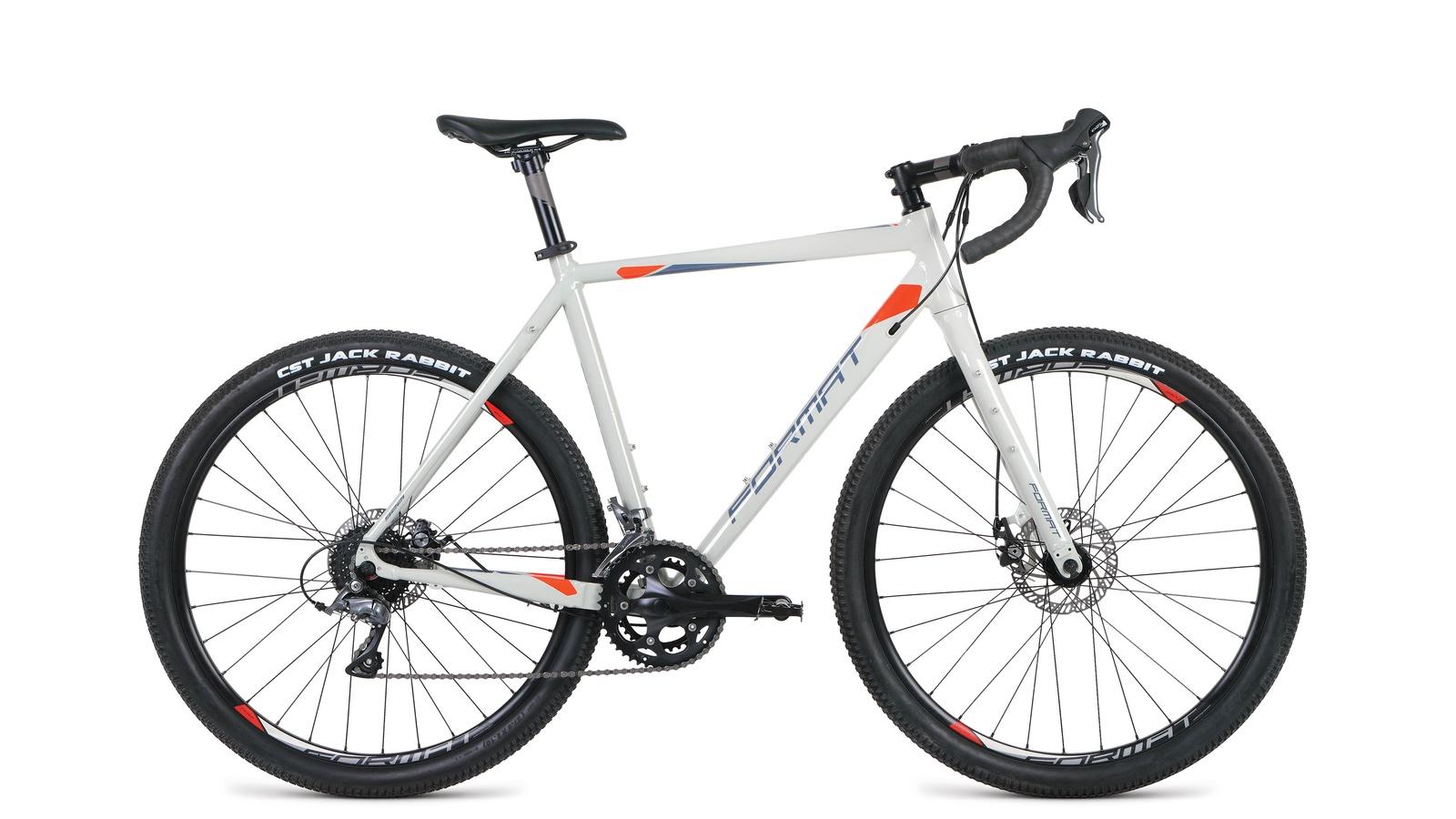 Велосипед Format RBKM9U67C001, серый все цены
