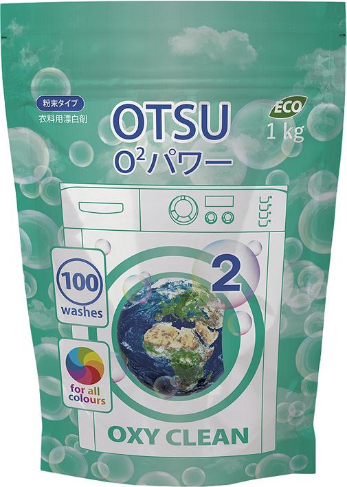цены на Отбеливатель Otsu О2, 1 кг  в интернет-магазинах