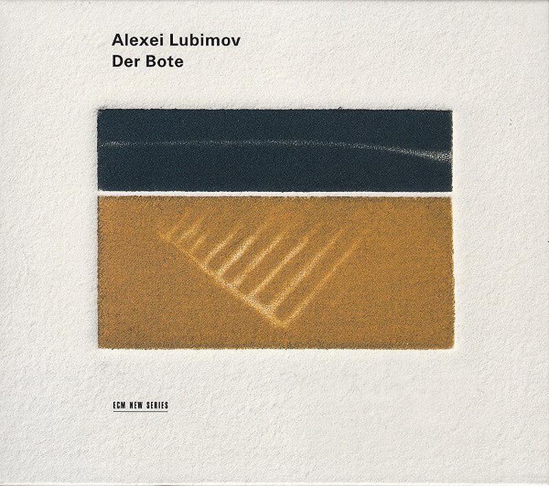 Алексей Любимов Alexei Lubimov. Der Bote: Elegies For Piano f blumenfeld nocturne fantasie for piano op 20
