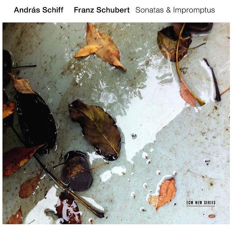 Andras Schiff. Franz Schubert: Sonatas & Impromptus (2 CD) wilhelm kempff schubert impromptus d 899
