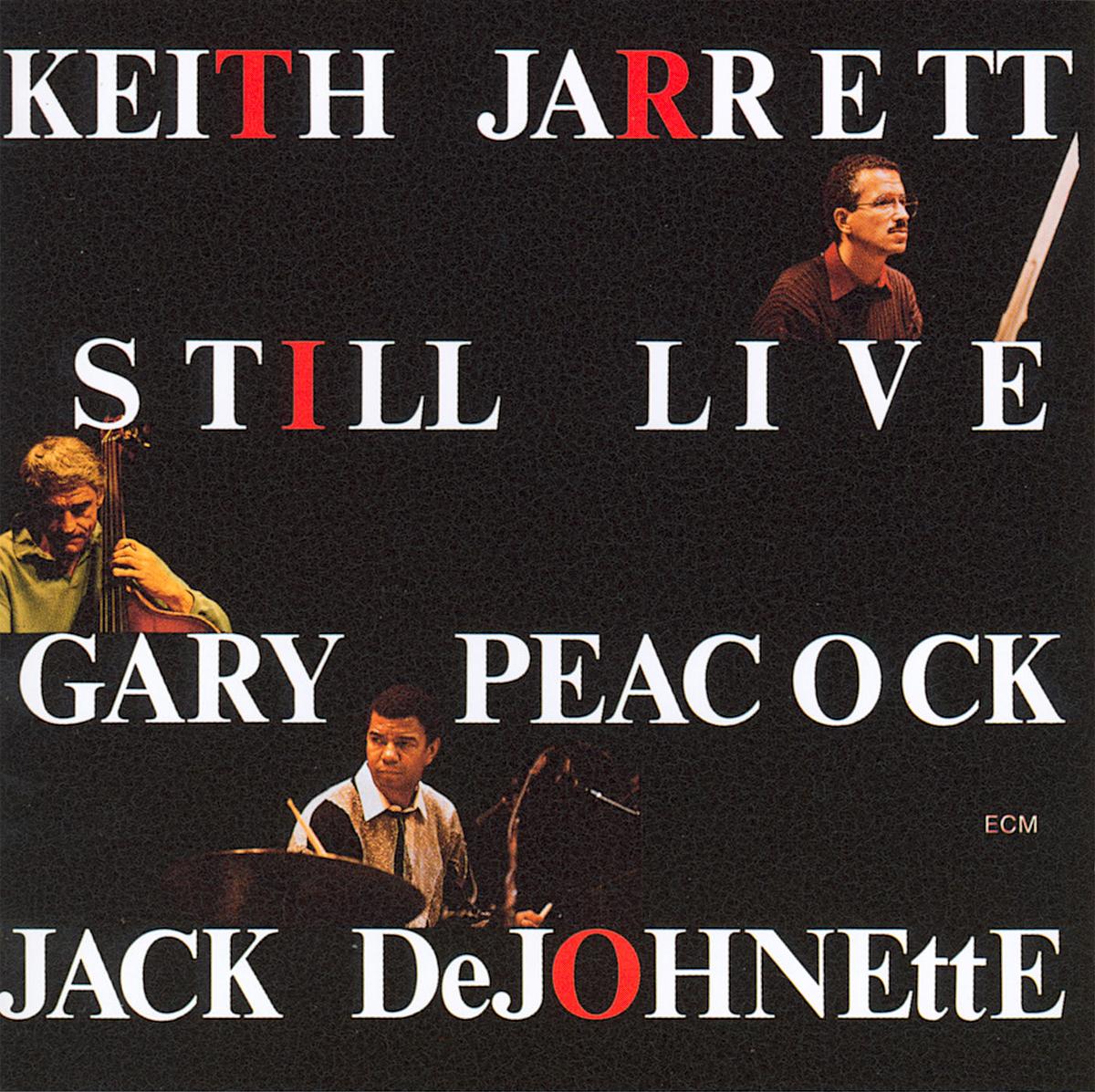 Keith Jarrett Trio Keith Jarrett Trio. Still Live (2 LP) цена и фото