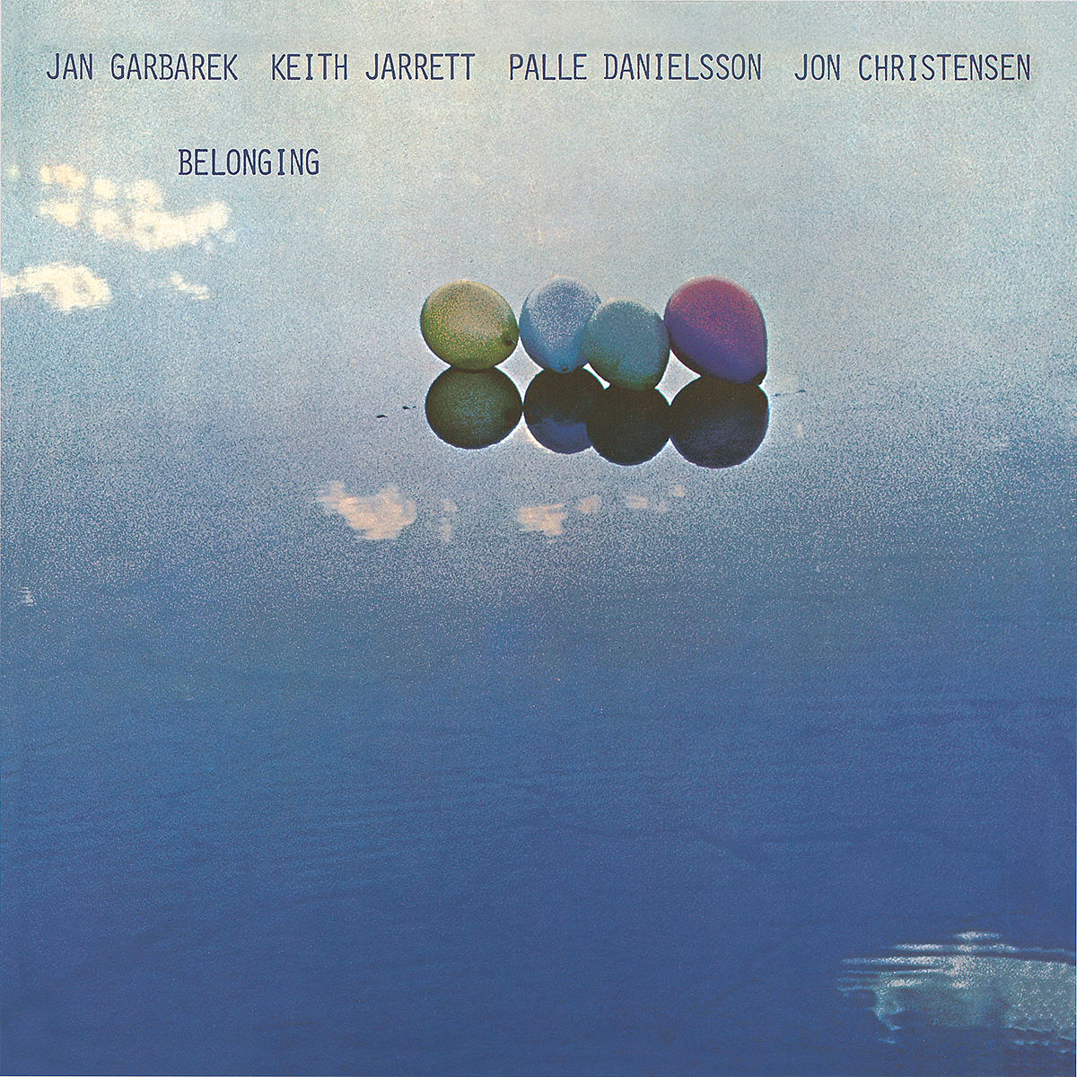Кейт Джарретт,Ян Гарбарек,Палл Даниельсон,Джон Кристенсен Keith Jarrett. Belonging (LP) цена и фото