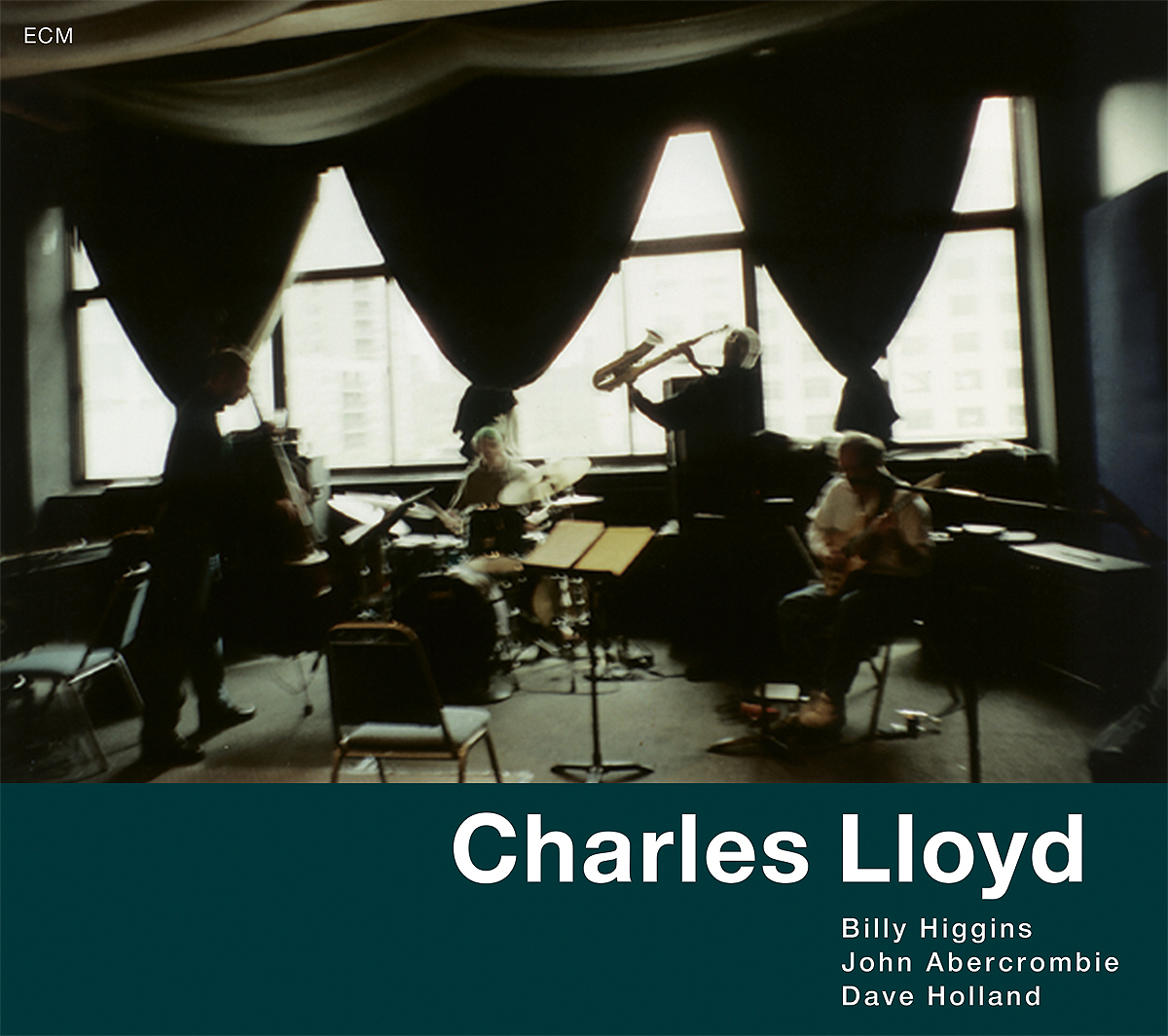 Чарльз Ллойд,Джон Аберкромби,Дэйв Холланд,Билли Хиггинс Charles Lloyd. Voice In The Night (2 LP)