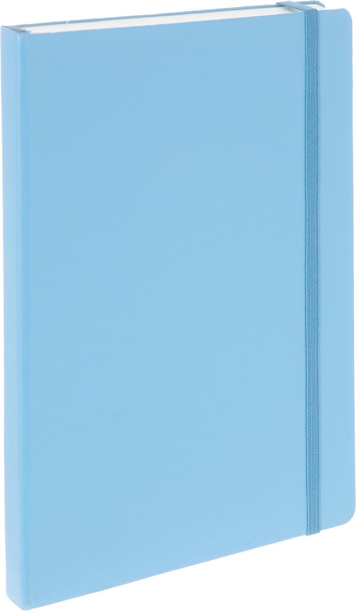 Записная книжка Leuchtturm1917, 354585, синий, A5 (148 x 210 мм), без разметки, 125 листов