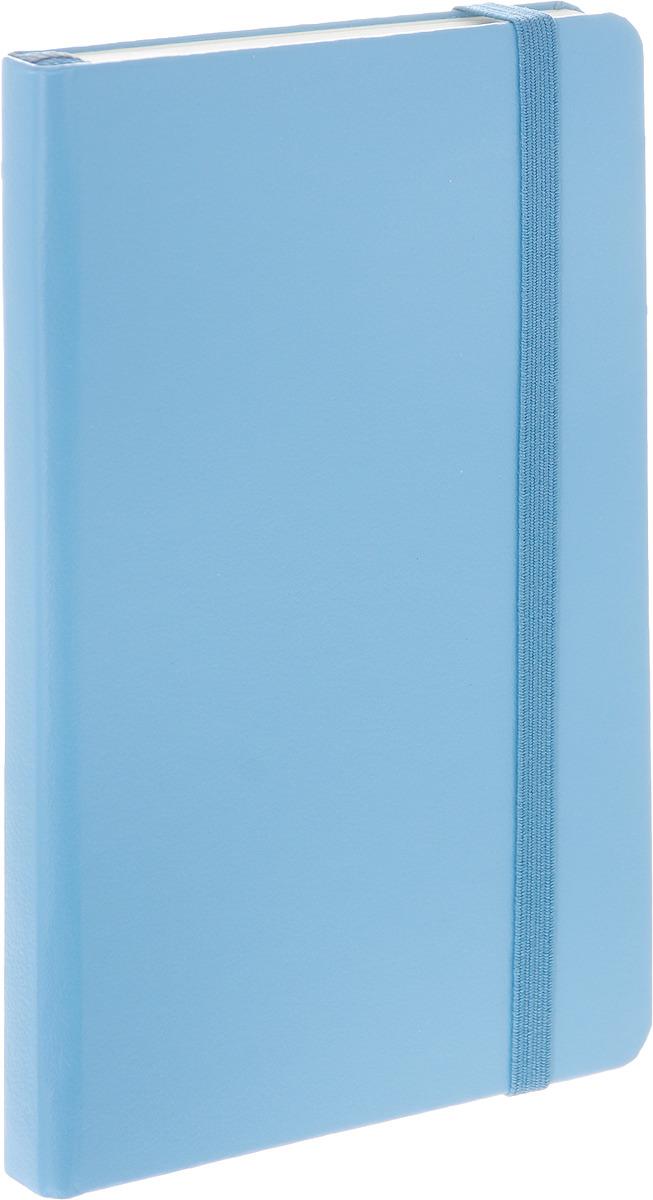 Записная книжка Leuchtturm1917, 354584, голубой, A5 (148 x 210 мм), в линейку, 125 листов