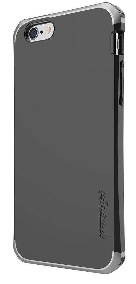 Чехол для сотового телефона Itskins Nitro Forged APH6-NTRFG-SLVR для iPhone 6, серебристый аксессуар чехол накладка itskins для iphone 5c zero 3 пленка black 572610596
