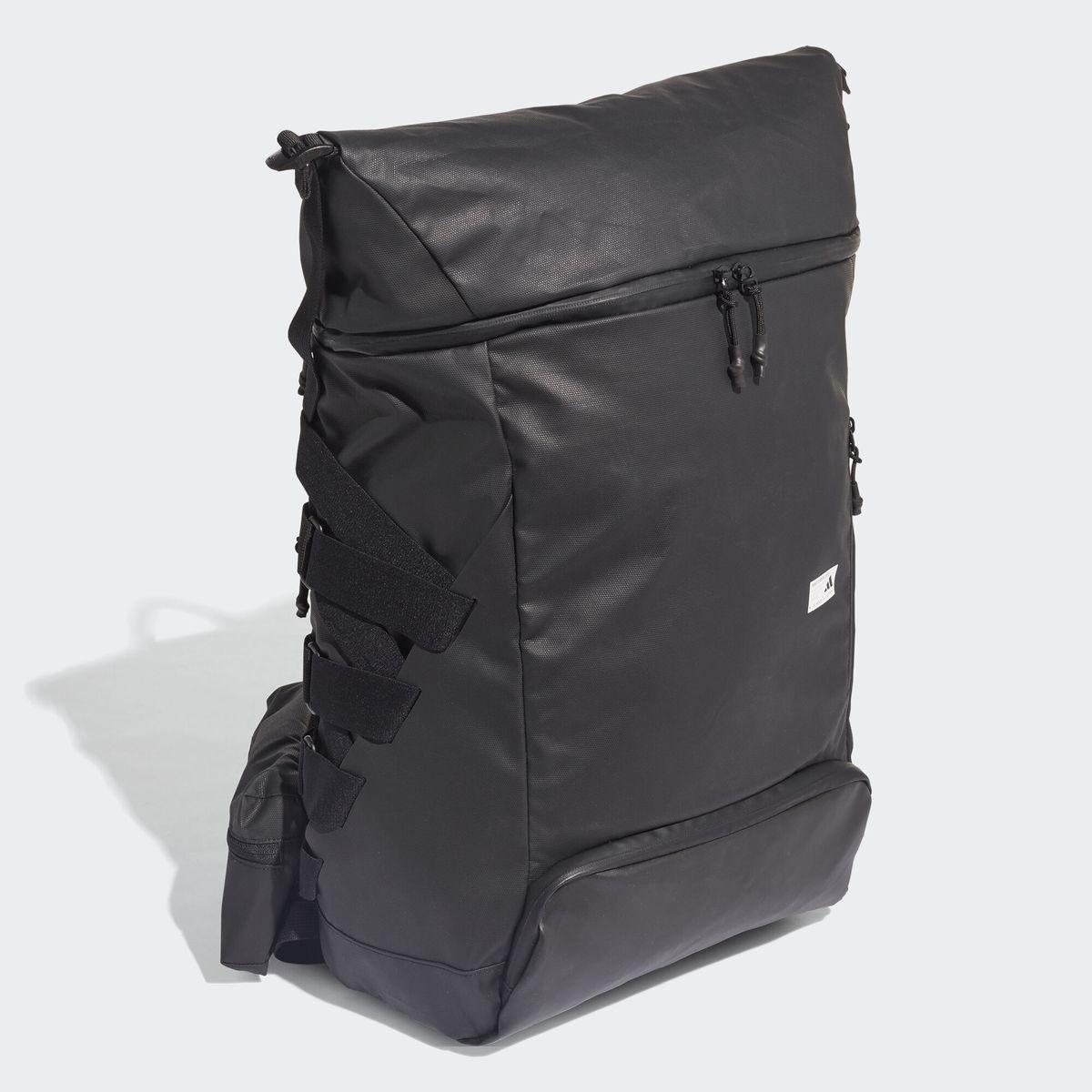 Рюкзак Adidas 4Cmte Mega Bp, DY4893, черный рюкзак adidas real id bp цвет белый cy5618