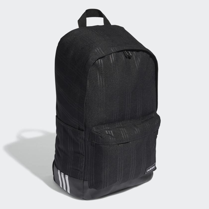 Рюкзак Adidas Classic 3S Bp, ED0308, черный рюкзак adidas real id bp цвет белый cy5618