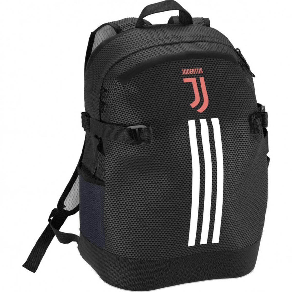 Рюкзак Adidas Juve Bp, DY7522, черный рюкзак adidas real id bp цвет белый cy5618