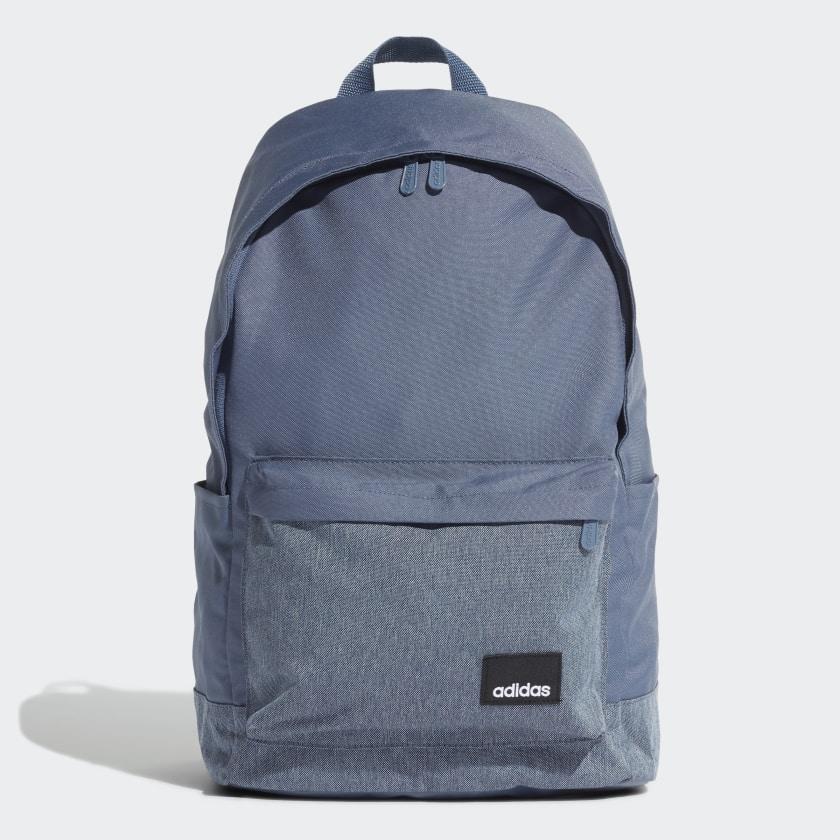 Рюкзак Adidas Lin Clas Bp Xl, EI9881, темно-синий рюкзак adidas real id bp цвет белый cy5618