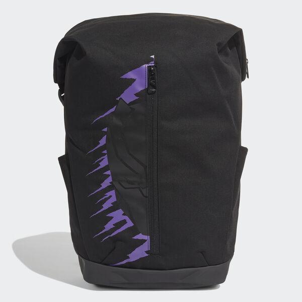 Рюкзак Adidas Marvel Bp Bp, EC3040, черный рюкзак adidas real id bp цвет белый cy5618