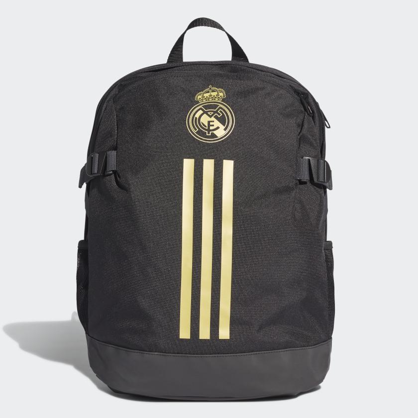 Рюкзак Adidas Real Bp, DY7716, черный рюкзак adidas real id bp цвет белый cy5618