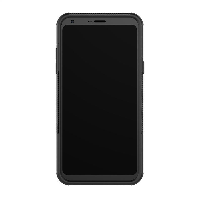 Чехол гибридный для LG Q6 цена и фото
