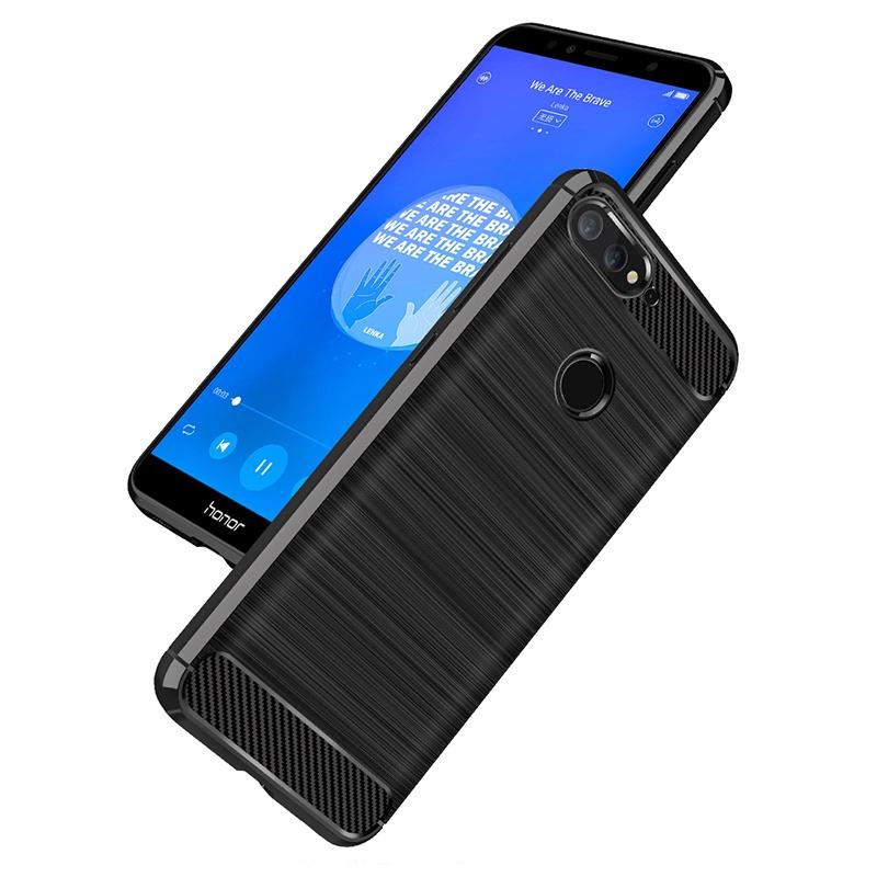 Мягкий силиконовый чехол для телефона Huawei Honor 7A