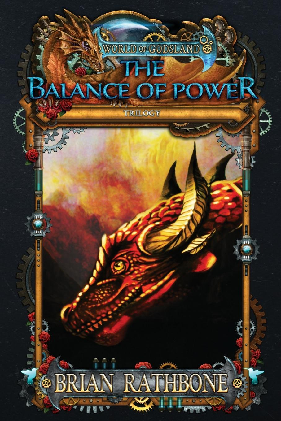 Brian Rathbone The Balance of Power the grudgebearer trilogy book 2 oathkeeper