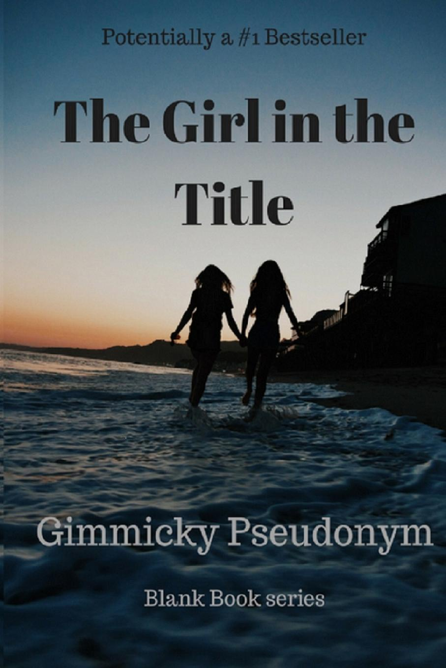 The Girl in the Title What has she got herself into and she out time.....