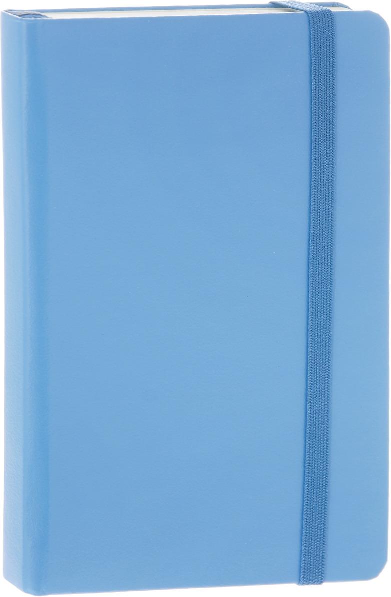 Записная книжка Leuchtturm1917, 354579, голубой, A6 (105 x 148 мм), в линейку, 92 листа