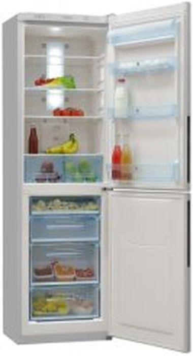 Холодильник Pozis RK FNF-172, двухкамерный, серебристый Pozis