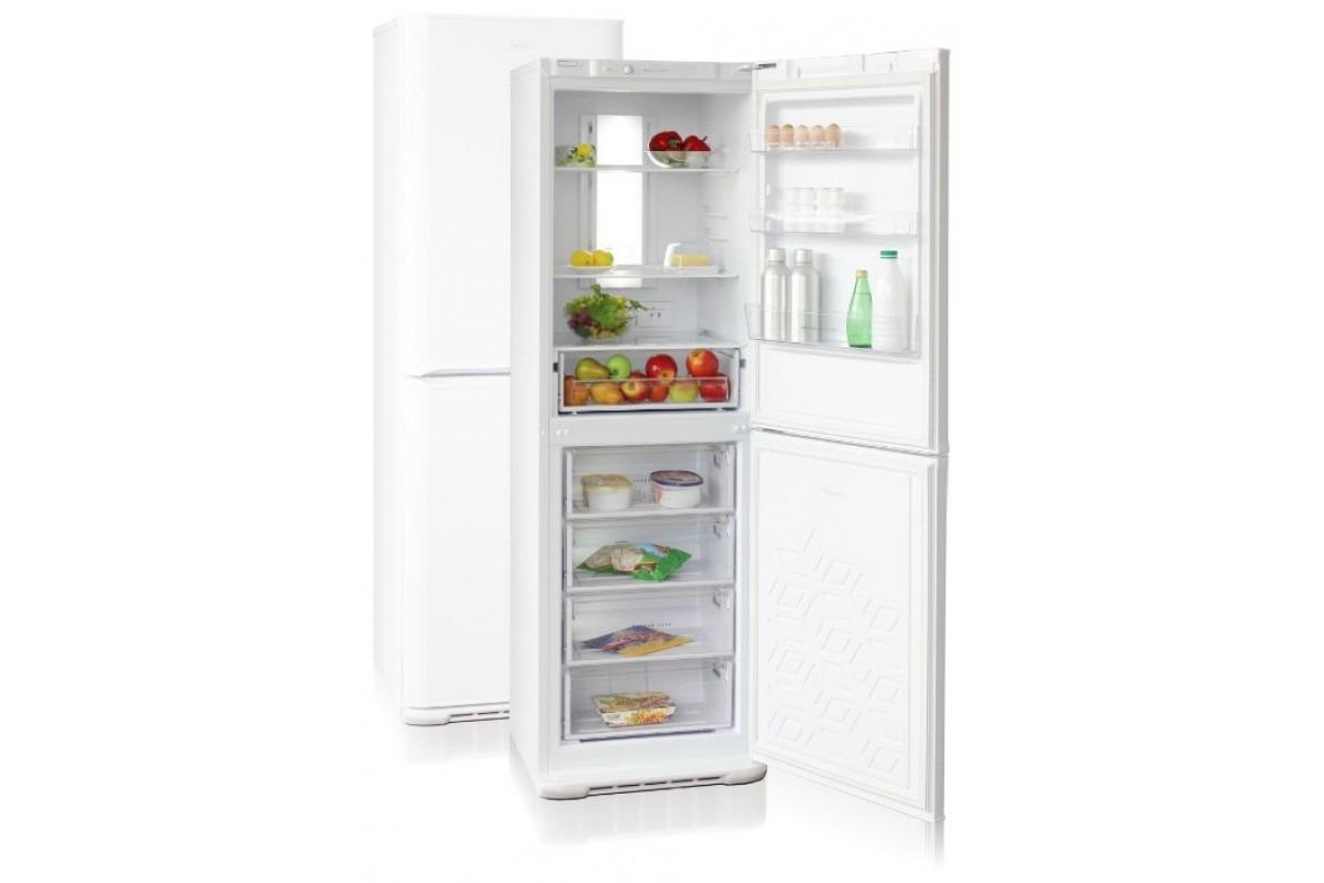 Холодильник Бирюса Б-340NF, двухкамерный, белый Бирюса