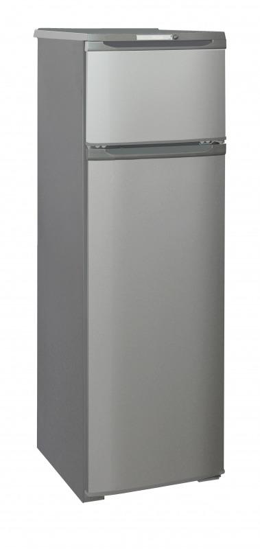 Холодильник Бирюса Б-M124, двухкамерный, серый металлик Бирюса