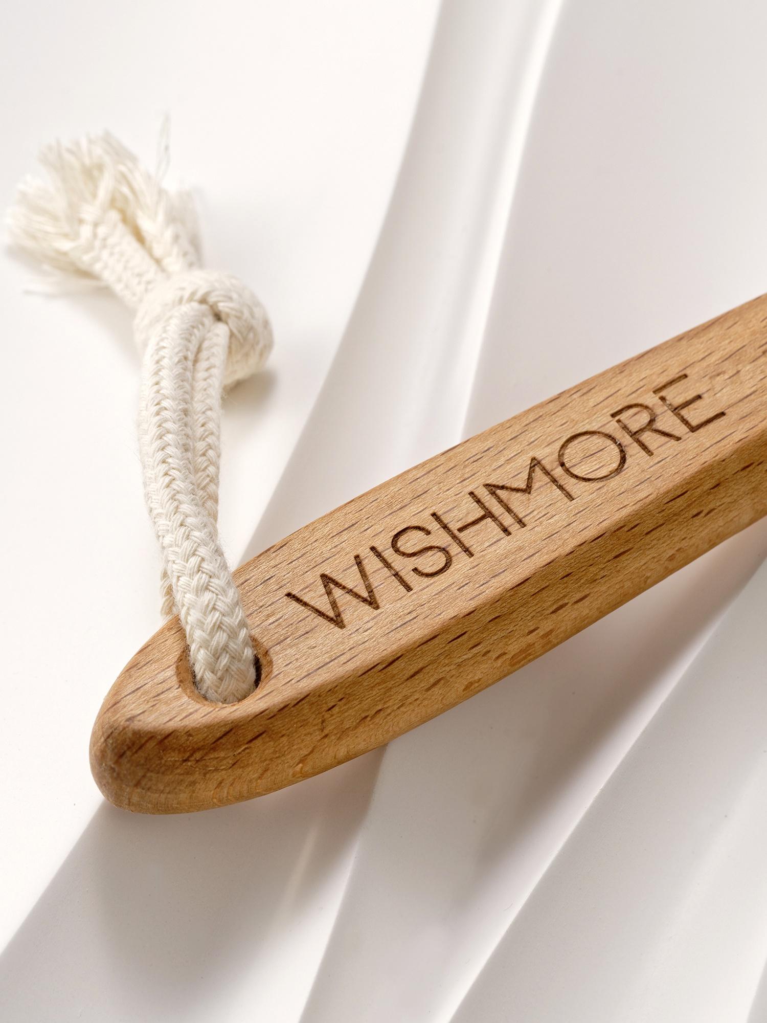 Щетка для сухого массажа  Mild Wishmore