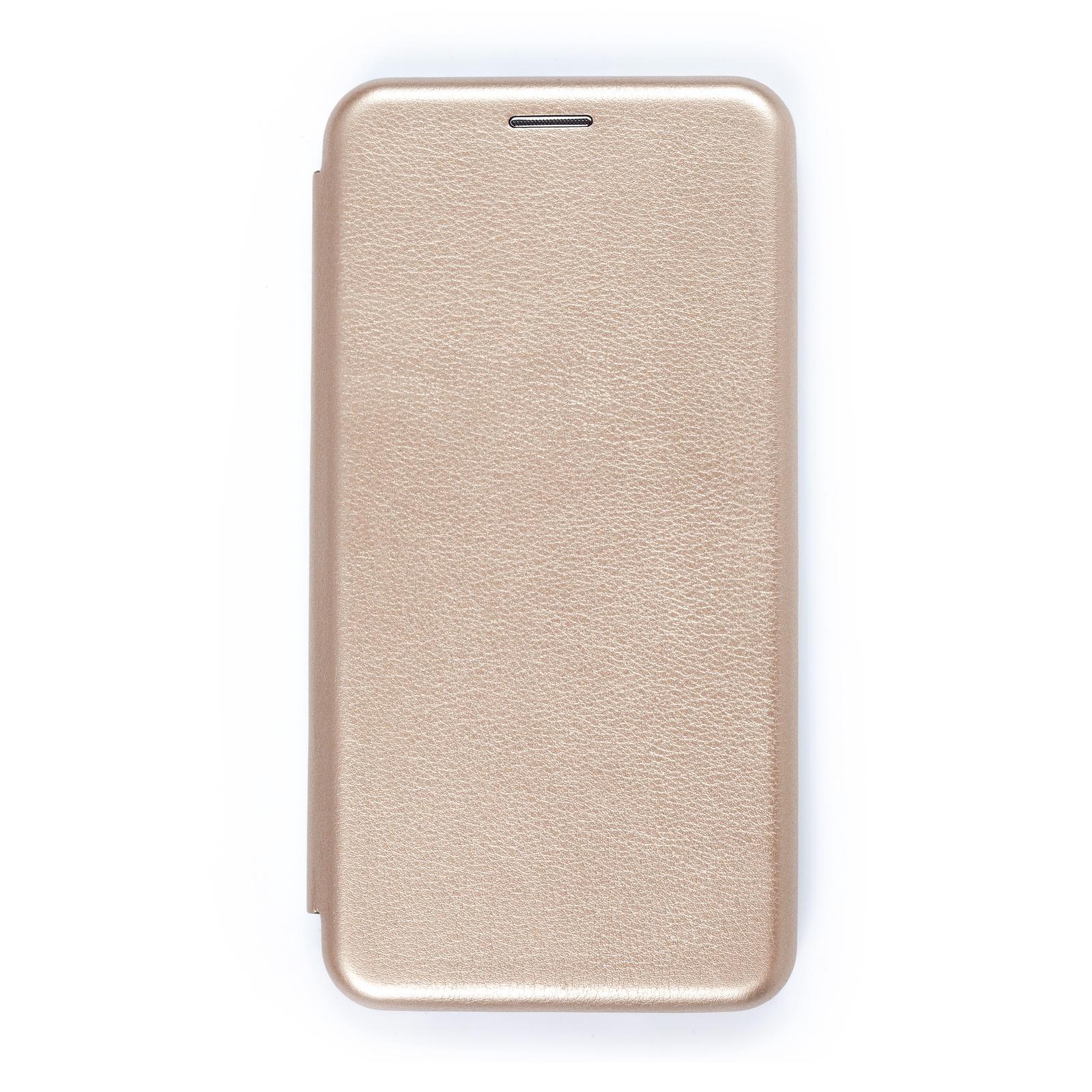 Чехол для сотового телефона книжка для Huawei Honor 10 Lite/P Smart (2019), золотой