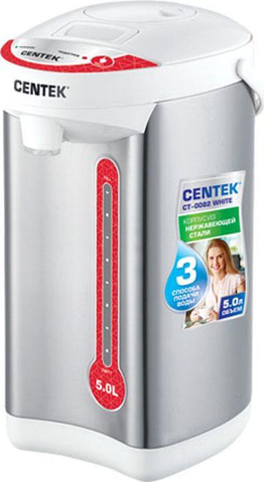 лучшая цена Термопот Centek CT-0082, белый