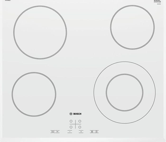 Варочная панель Bosch PKF652BB1E, белый
