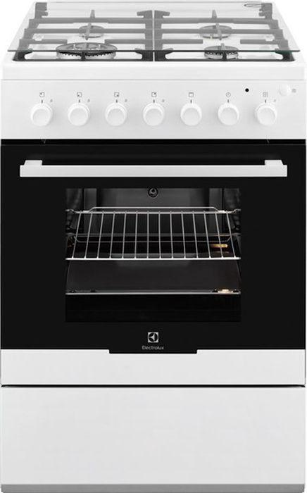 Кухонная плита Electrolux EKG 96118CW, белый