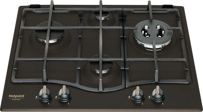 Варочная панель Hotpoint-Ariston PCN 640T(AN) GH R /HA, черный