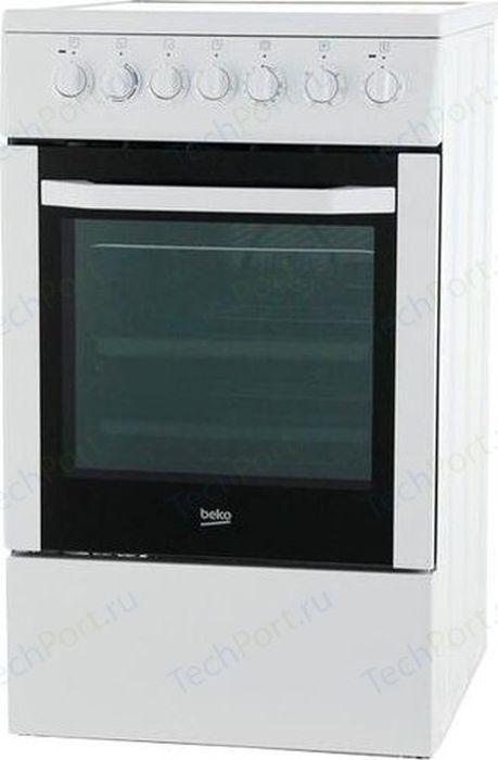 Кухонная плита Beko FFSS 57101GW, белый цена в Москве и Питере
