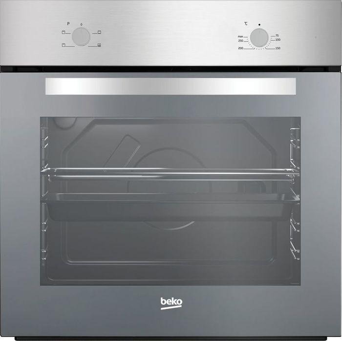 Духовой шкаф Beko BIC21006M, серебристый