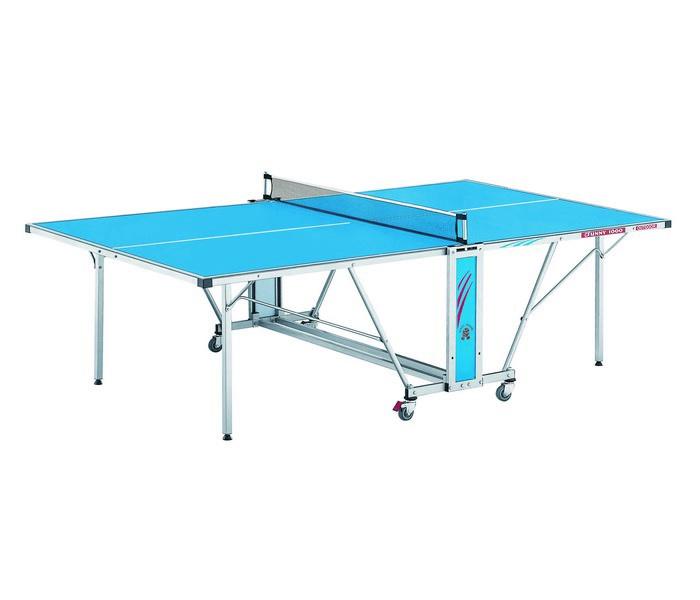 Теннисный стол Giant DRAGON SUNNY 1000, синий цена 2017