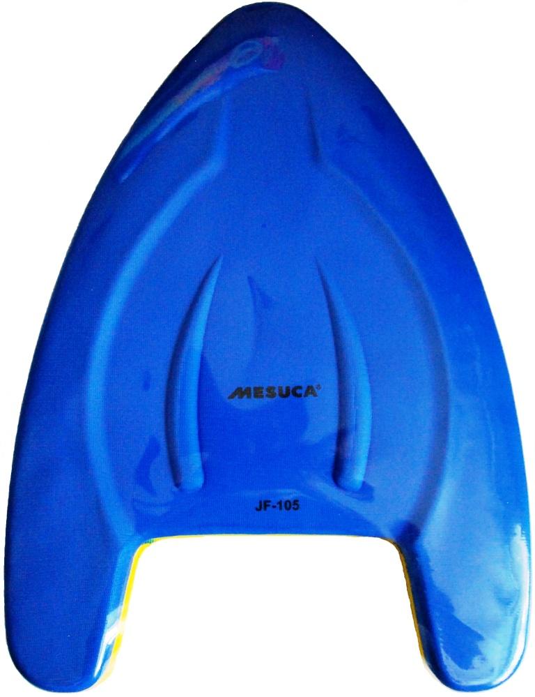 Доска для плавания MESUCA JF-105, желтый, синий цена