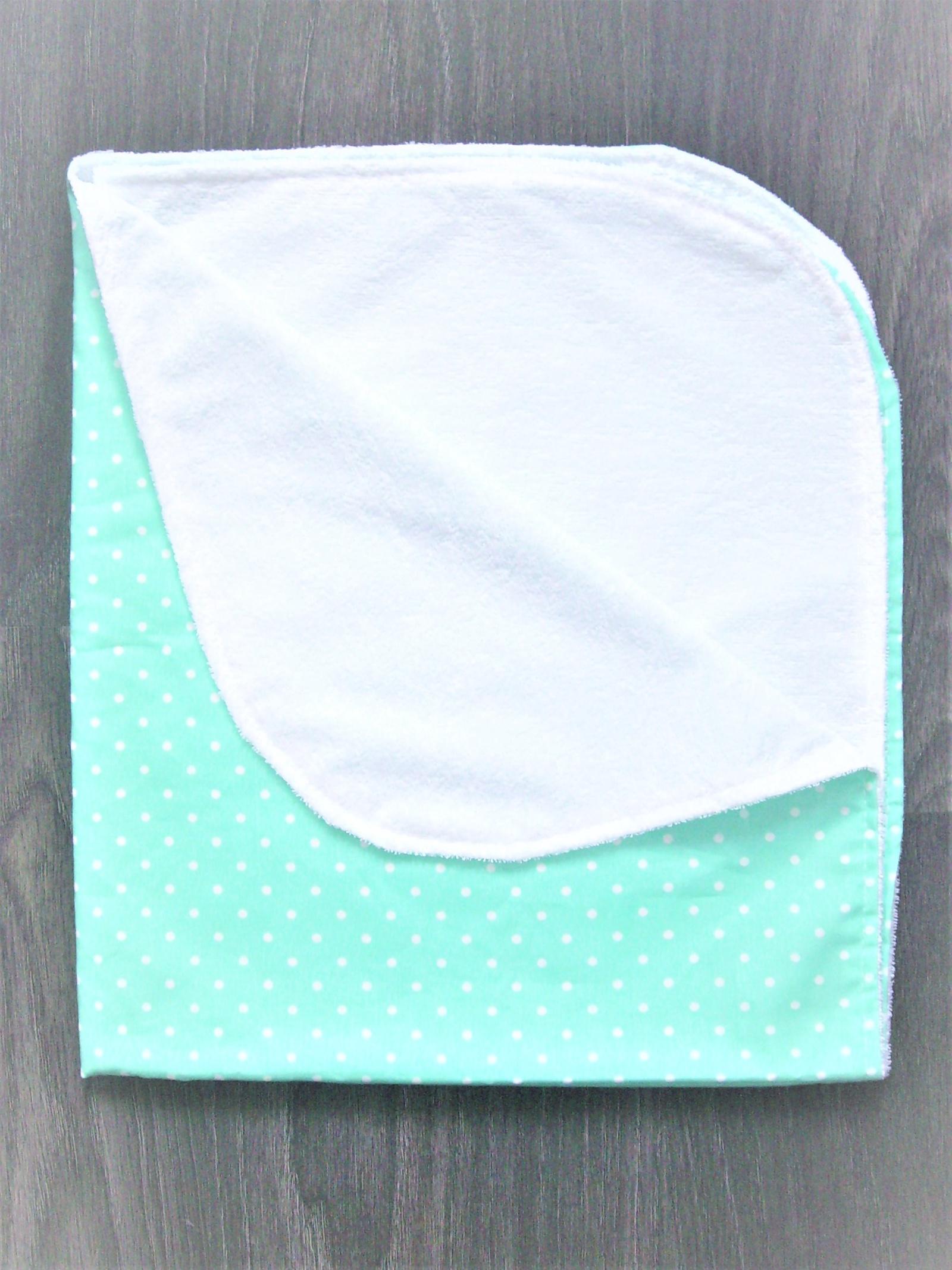Пеленка текстильная dolly-kids пеленка непромокаемая светло-зеленый