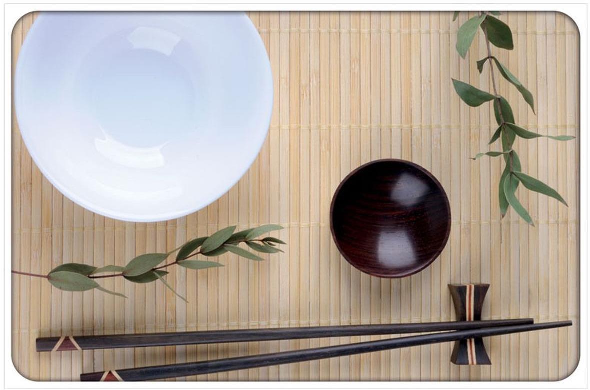 Салфетка сервировочная Рыжий кот Азия, 312318, 40 х 28 см sans tabù салфетка под приборы