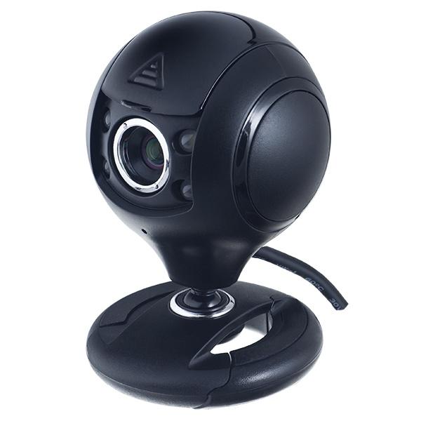 Web-камера Perfeo PF_A4036 с веб камеры записать видео