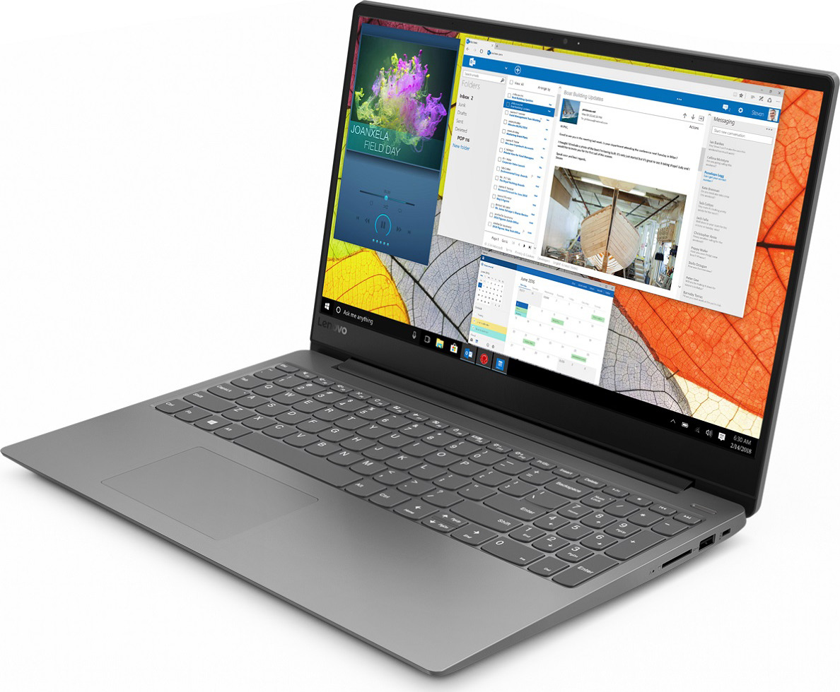15.6 Ноутбук Lenovo Ideapad 330S-15AST 81F9002CRU, серый ноутбук lenovo ideapad 330s 15ast 81f90002ru