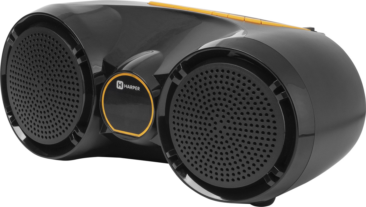 Портативная акустическая система Harper AM18, оранжевый