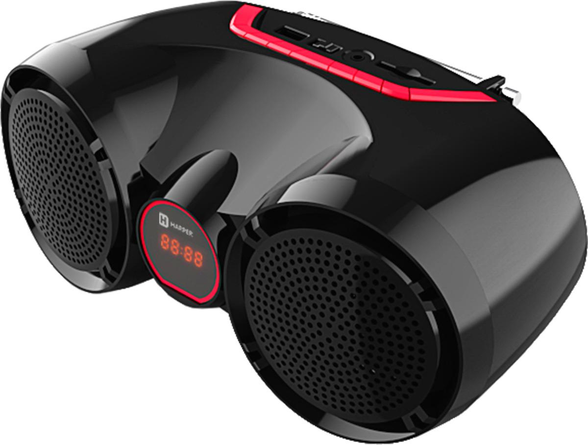 Портативная акустическая система Harper AM18, красный