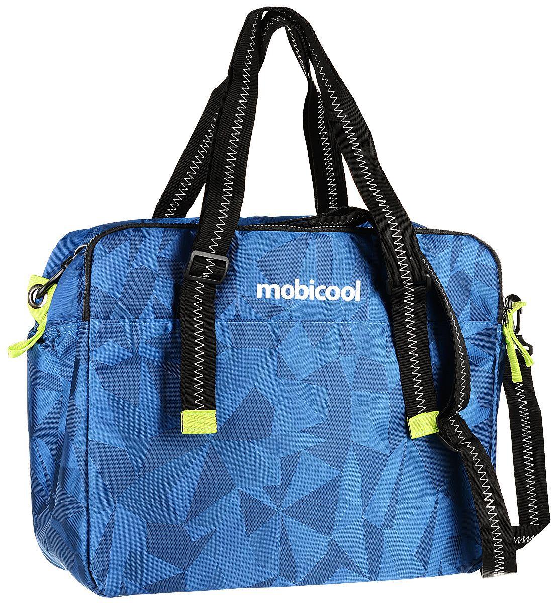Автохолодильник MOBICOOL Sail 25, синий термосумка mobicool sail 25