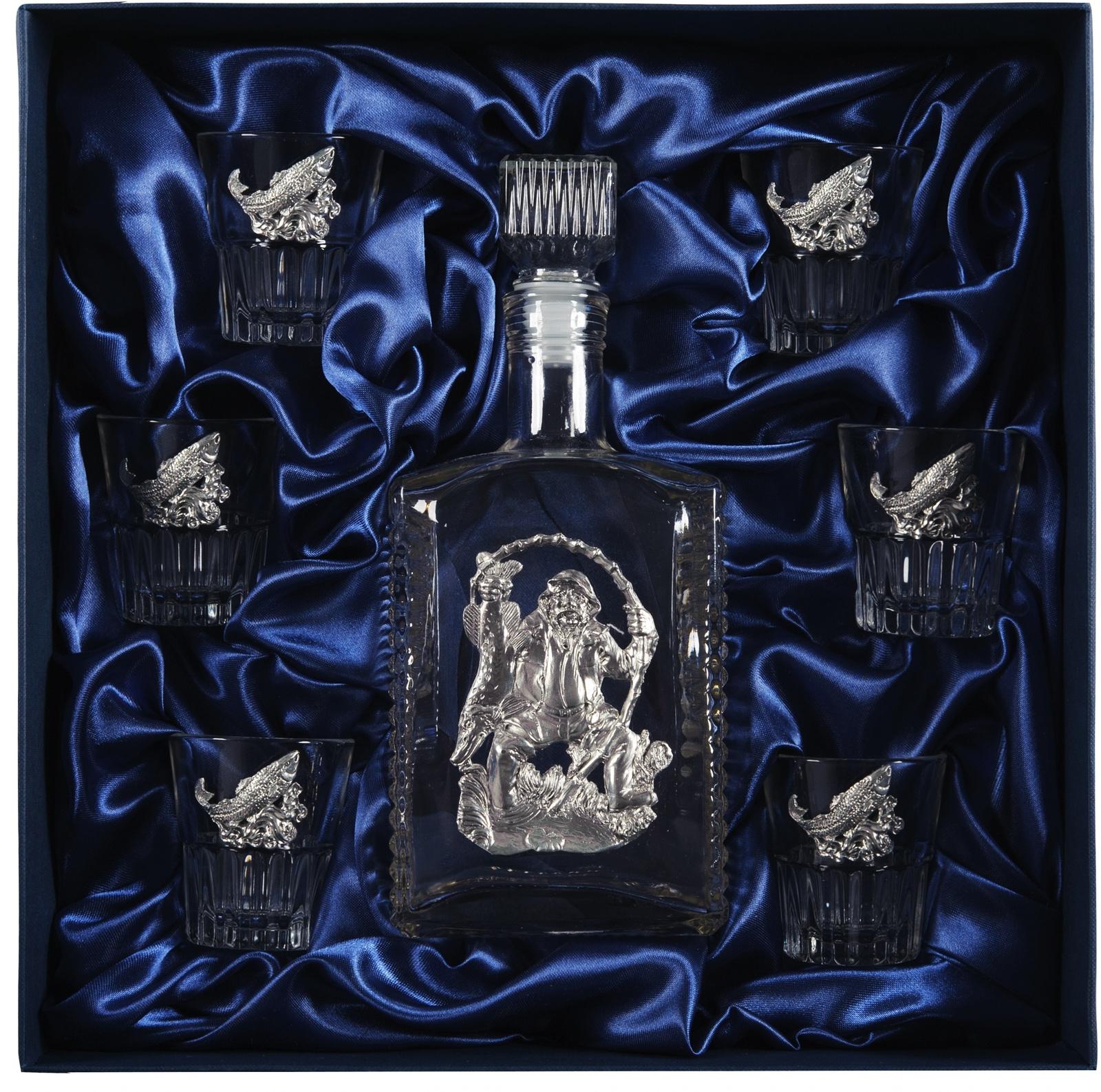 Сувенирный набор Набор для водки, Олово недорго, оригинальная цена